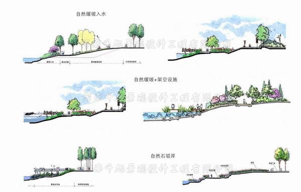 驳岸设计_河南千旭景观设计工程有限公司-园林景观